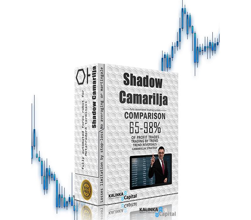 Trading robot Shadow Camarilja v 2 01 for Meta Trader 4